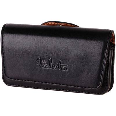 Valenta Leather Case Arezzo Black XXXL