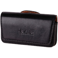 Valenta Leather Case Arezzo XL Zwart