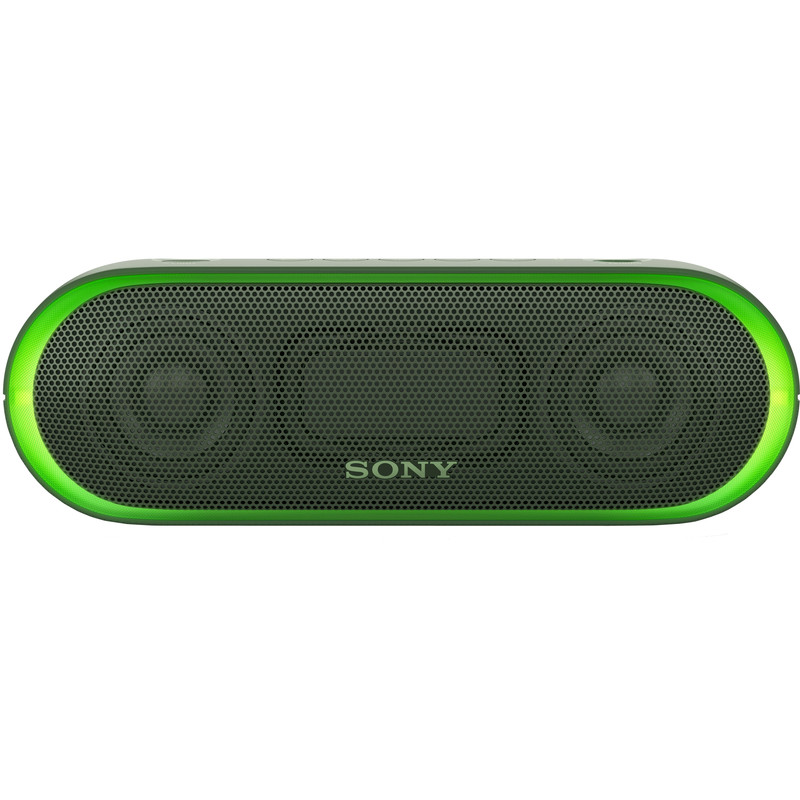 Sony Wireless Speaker SRSXB20G Green
