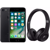 Apple iPhone 7 128 GB Zwart + Beats Solo3