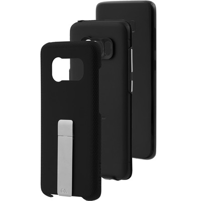 Case-Mate Tough Stand Samsung Galaxy S8 Back Cover Zwart