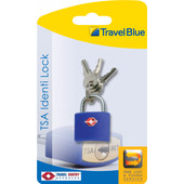 Travel Blue TSA Combinatie Slot