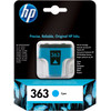 HP 363 Cartridge Cyaan (C8771EE) - 1