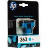 HP 363 Cartridge Cyaan (C8771EE) - 2