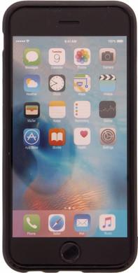 Muvit Frame Apple iPhone 6/6s Back Cover Zwart