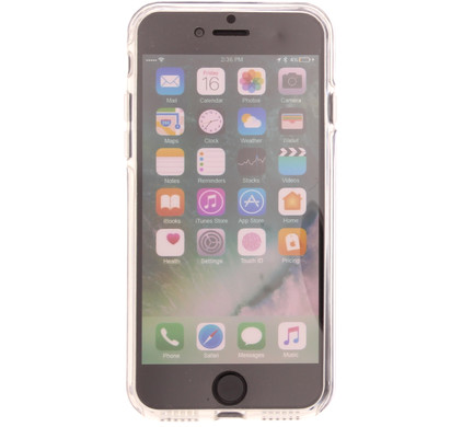 Muvit Protection Case 360 Apple iPhone 7 Zwart