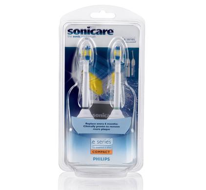 Philips Sonicare Elite Compact HX7012/82 (2 stuks)