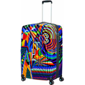 American Tourister MWM Summer Fun Spinner 66 cm TSA Exp Funky