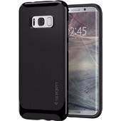 Spigen Neo Hybrid Samsung Galaxy S8 Plus Back Cover Zwart