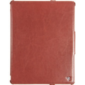 Gecko Covers iPad 2/3/4 Slimfit Hoes Bruin