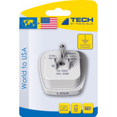 Travel Blue Wereld Adapter - USA