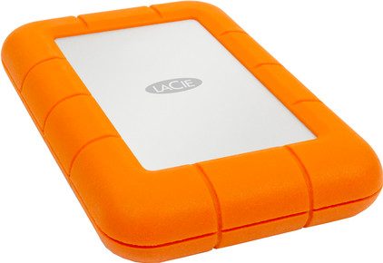 LaCie Rugged Thunderbolt SSD 500 GB