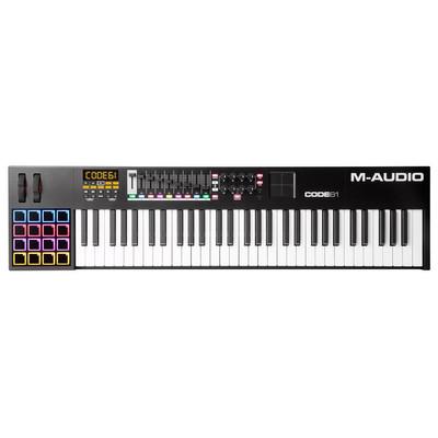 M-Audio Code 61 Zwart