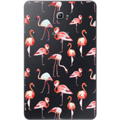 Casetastic Samsung Galaxy Tab A 10.1 Flamingo Party Hoes