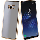 Muvit Bling Samsung Galaxy S8 Back Cover Goud
