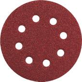 Metabo Schuurschijf 125 mm K60, K80, K120 (6x)