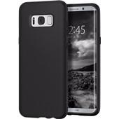 Spigen Liquid Crystal Samsung Galaxy S8 Back Cover Zwart