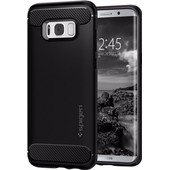 Spigen Rugged Armor Samsung Galaxy S8 Back Cover Zwart