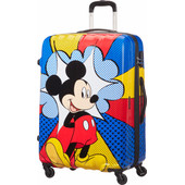 American Tourister Disney Spinner 75 Alfatwist Mickey