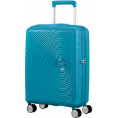 American Tourister Soundbox Spinner 55 cm TSA Exp Summer Blue