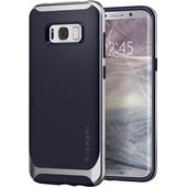 Spigen Neo Hybrid Samsung Galaxy S8 Back Cover Zilver