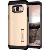 Spigen Tough Armor Samsung Galaxy S8 Back Cover Goud