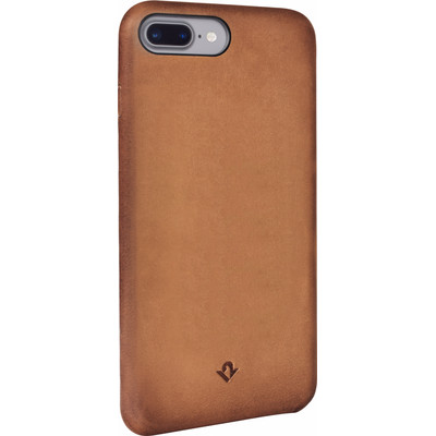 Twelve South Relaxed Leather Apple iPhone 7 Plus Back Cover Bruin