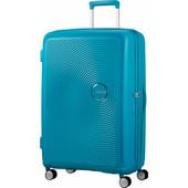 American Tourister Soundbox Spinner 77 cm TSA Exp Summer Blue