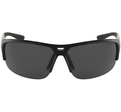 Nike Golf X2 Black Metallic Silver/Grey Lens