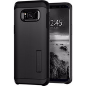 Spigen Tough Armor Samsung Galaxy S8 Back Cover Zwart