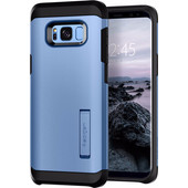 Spigen Tough Armor Samsung Galaxy S8 Back Cover Blauw