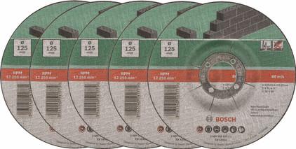 Bosch Afbraamschijf Metaal 115 mm 5 stuks
