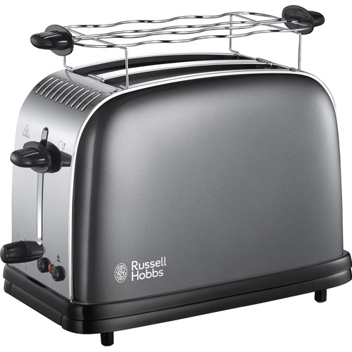 Russell Hobbs Colours Plus+ Broodrooster Grey 23332-56