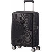 American Tourister Soundbox Spinner 55 cm TSA Exp Bass Black