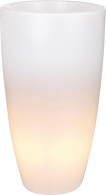 Elho Pure soft round high LED light 50 transparant