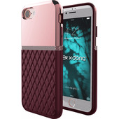 X-Doria Engage Crown Apple iPhone 7 Back Cover Rose Gold