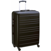 Delsey Carlit 4 Wheel Trolley 76 cm Black