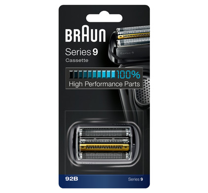 Braun 92B Black