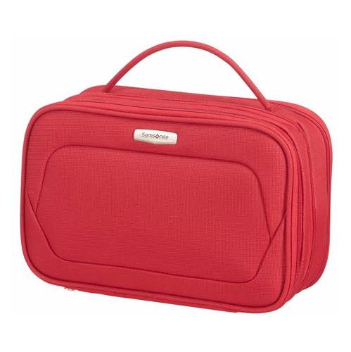 Samsonite Spark SNG Toilet Kit Red