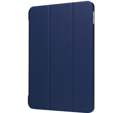 Just in Case Apple iPad (2017) Smart Tri-Fold Case Blauw