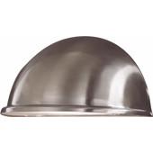 Konstsmide Torino Wandlamp Zilver M