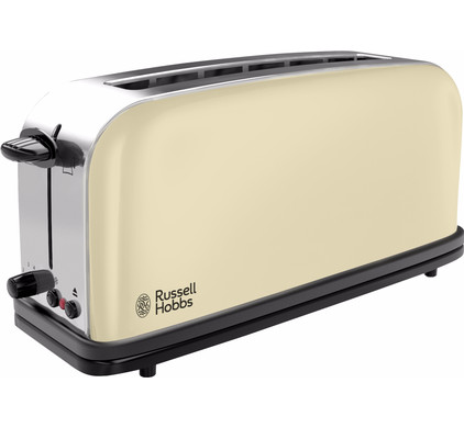 Russell Hobbs Colours Plus Classic Cream Long Slot 21395-56
