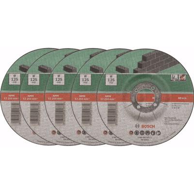 Bosch Afbraamschijven 125 mm 5 stuks