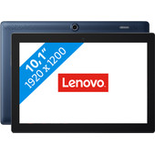 Lenovo Tab 3 10 Plus 32GB Blauw