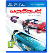 Wipeout: Omega collection PS4