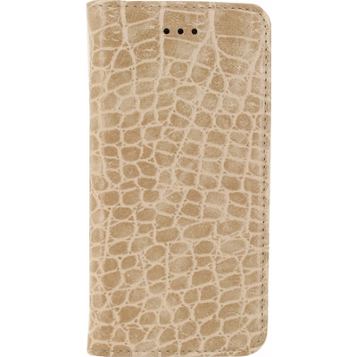 Mobilize Premium Gelly Alligator Samsung Galaxy S8 Plus Book Case Bruin
