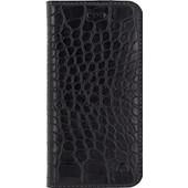Mobilize Premium Gelly Alligator Samsung Galaxy S8 Plus Book Case Zwart