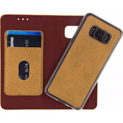Mobilize Detachable Wallet Samsung Galaxy S8 Book Case Bruin
