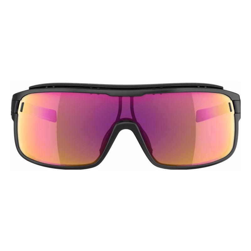 Adidas Zonyk Pro Small Grey-LST Vario Purple Mirror Lens