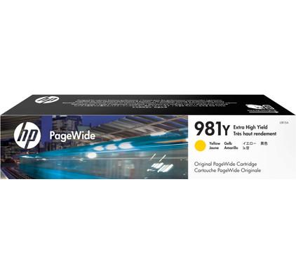 HP 981Y Cartridge Geel (L0R15A)